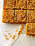 apricot and citrus raw bars