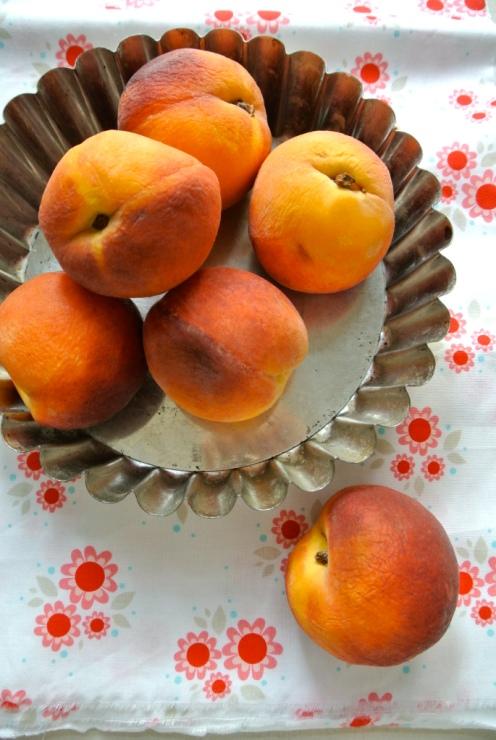 The Peach Truck Peaches