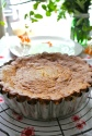 Peach Cake Baked